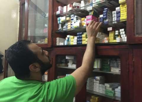 """""""أمين عام الصيادلة"""": نقص حاد بأدوية التأمين في صيدليات فرع شمال شرق الدلتا"""