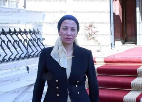 وزيرة البيئة تلتقي محافظ جنوب سيناء لبحث عدد من الملفات