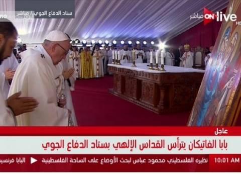 بابا الفاتيكان: الإيمان الحقيقي ما ينعش القلب ويدفعه لمحبة الجميع