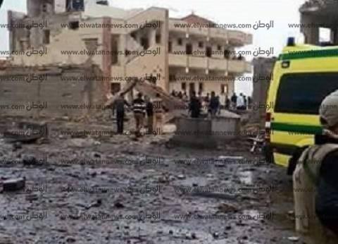 """عاجل  مصدر أمني لـ """"CBC"""": سقوط عدد من الضحايا في انفجار فندق القضاة.. وجار حصرهم"""