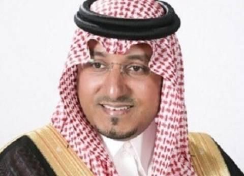 """الليلة.. """"المحور"""" تعرض لقاء حصريا مع الأمير منصور بن مقرن قبل رحيله"""
