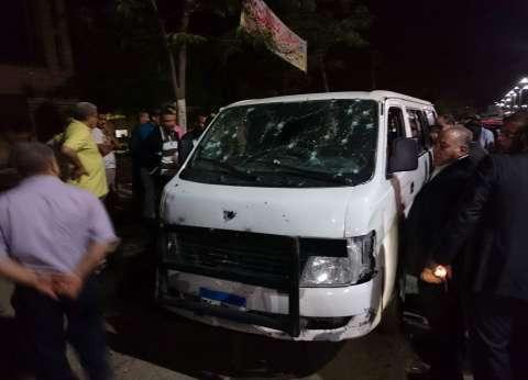 مصادر: ضابط من المشتبه في تورطهم بـ«مذبحة حلوان» أطلق عليه «البنوتة» لخجله