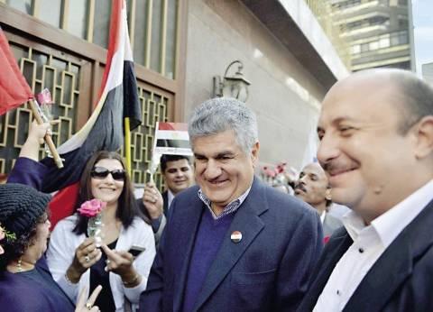 """عبدالحكيم عبدالناصر: علينا السير على خطى """"ناصر"""" لتحقيق الرفاهية للشعب"""