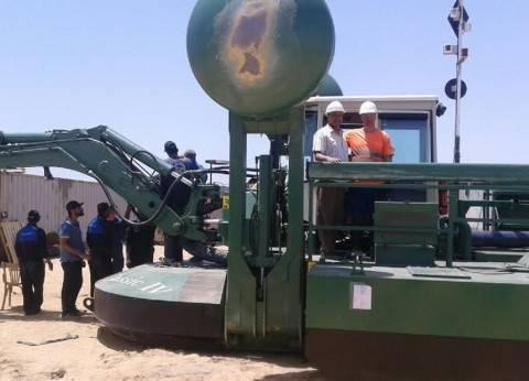 نقيب الصيادين بالفيوم: تعطل أعمال التكريك في قاع بحيرة قارون