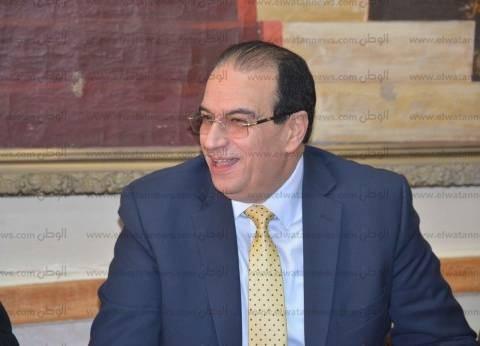 الشعراوي: تشكيل لجنة دائمة لتلقي طلبات تقنين أوضاع أراضي أملاك الدولة