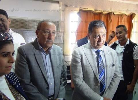 وزير الصحة: تطبيق «التأمين الصحى» الشامل نهاية 2017
