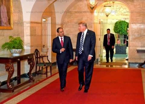 """""""8 الصبح"""": المساعدات الأمريكية لمصر مرتبطة باتفاقية السلام مع إسرائيل"""