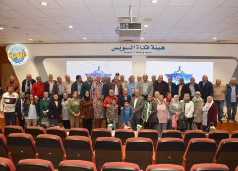 """مميش لـ""""أبطال البحرية المصرية"""": قناة السويس أصبحت مركزا لوجستيا عالميا"""