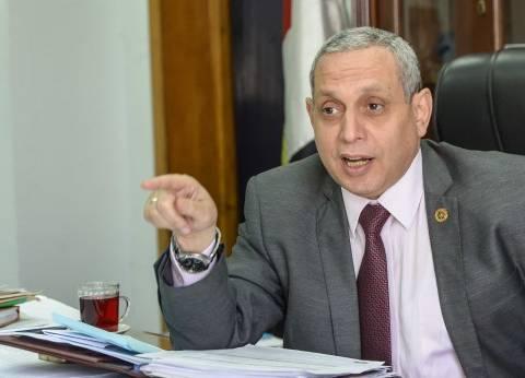 """رئيس مصلحة الجمارك يناقش مع """"السياسات العامة"""" جهود مكافحة التهريب"""