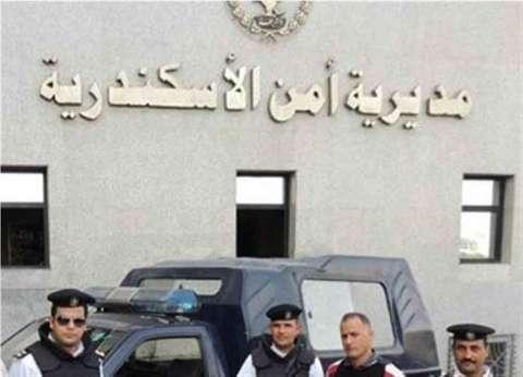 ضبط سائق ونجله بتهمة قتل مسن في الإسكندرية
