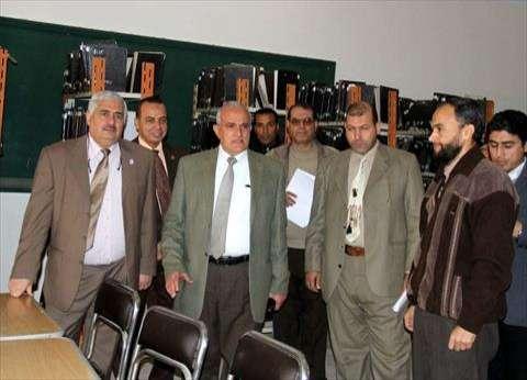 نائب رئيس جامعة طنطا: تطوير المكتبات هدفنا الأسمى