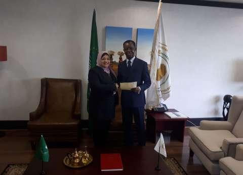 """عبدالعال يدعو """"زراعة البرلمان الأفريقي"""" للانعقاد بالقاهرة خلال أغسطس"""