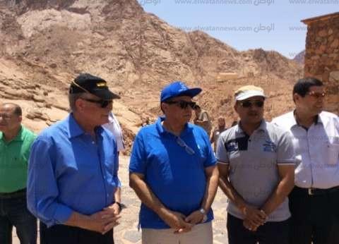 وزير البيئة: لا نية لرفع أسعار رسوم دخول المحميات إلا بعد رفع كفائتها