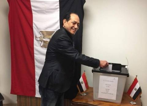 نائب عن الجيزة: تصويت المصريين في الخارج بكثافة يثبت أصالة الشعب