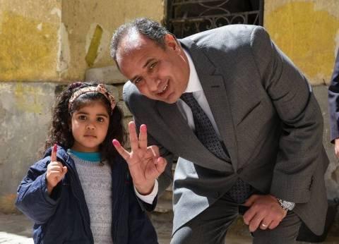 إقبال جيد خلال اليوم الثاني للانتخابات الرئاسية في الإسكندرية