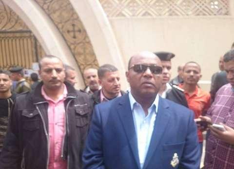"""مدير أمن الغربية الجديد لـ""""الوطن"""": لا راحة بعد اليوم لنحافظ على مصر"""