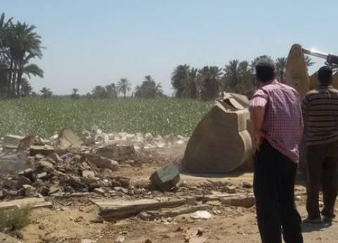 أمن الجيزة: استرداد 25 ألف فدان في حملات أمنية بالمحافظة