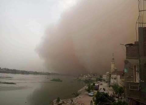 مفاجأة.. مصر لم تشهد عواصف اليوم: مجرد نشاط للرياح