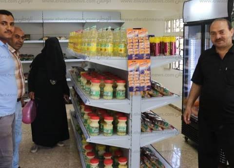 استمرار حملات ضبط الأسعار وفتح منافذ بيع السلع الاستهلاكية بكفر الشيخ