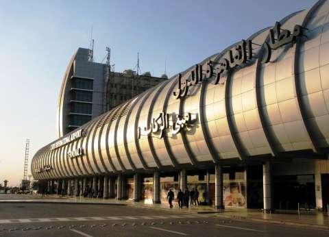 مطار القاهرة الدولي يستقبل وزير الخارجية قادما من إثيوبيا