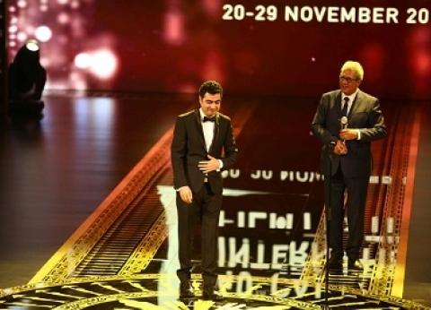 هشام نزيه: محظوظ بتكريمى فى «القاهرة السينمائى» واسم «فاتن حمامة» زاد الجائزة بريقاً