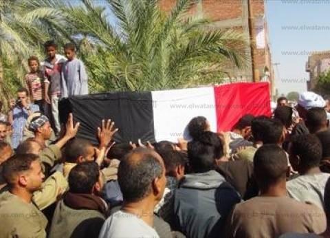 بعد تكريمه في عيد الشرطة.. واقعة استشهاد مجند محمد إسماعيل حسن