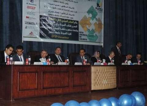 نقيب صيادلة مصر: اتحاد طلاب الصيدلة يشارك في حملة مكافحة الإدمان