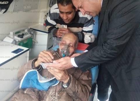 بالصور| مدير إسعاف بورسعيد: نقل 5 حالات مرضية لمقر اللجان