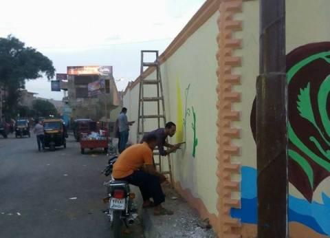 محافظ سوهاج: الانتهاء من تطوير ميدان الشرطة بمدينة أخميم