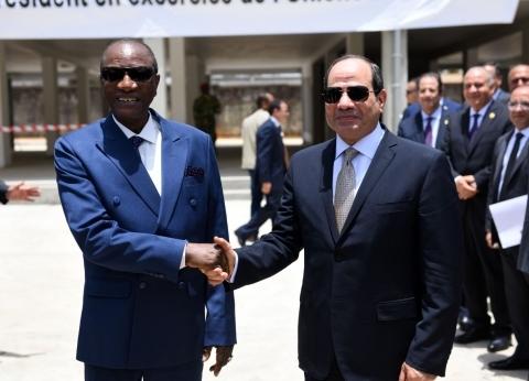 «مصر - غينيا».. علاقة تاريخية متميزة
