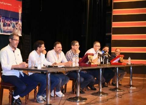 إسماعيل مختار يعلن تفاصيل خطة العروض المسرحية حتى نهاية 2017