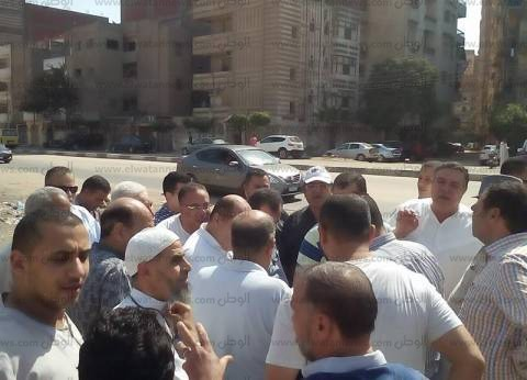 """رئيس مدينة المحلة: لا علاقة لنا بأسواق """"صنع في مصر"""""""