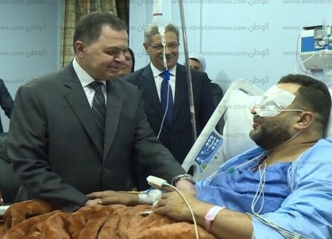 """""""الخير في مصرنا ليوم الدين"""".. مبادرات مجتمعية لإنقاذ ضحايا الإرهاب"""
