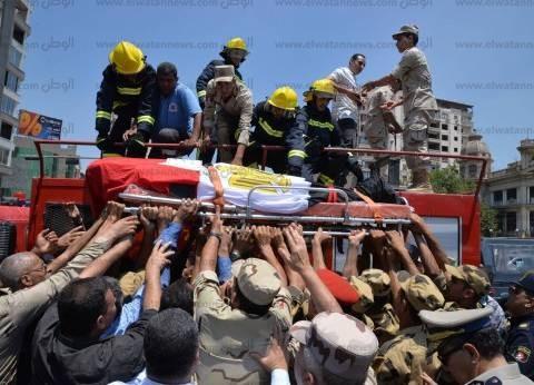 مجلس أمناء إدارة بنها التعليمية يدين حادث اشتباكات الواحات الإرهابي