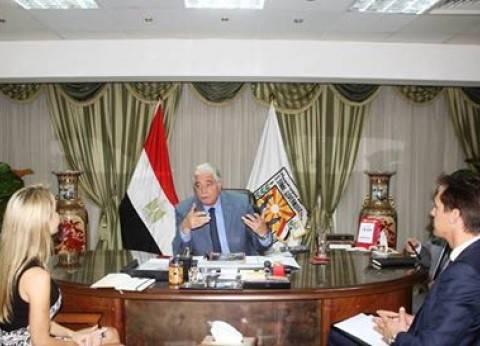 """فودة يعلن التصديق على إنشاء """"جامعة الملك سلمان"""" في طور سيناء"""