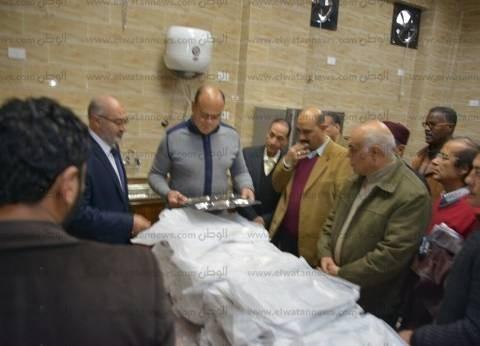 محافظ مطروح يفتتح تطوير مباني مدينة طلاب المحافظة بالإسكندرية