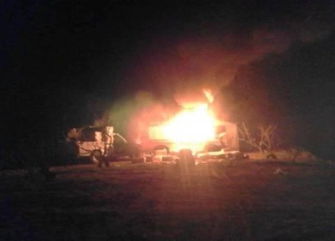 المتحدث العسكري: مقتل 3 تكفيريين واستشهاد 6 بينهم ضابط بشمال سيناء