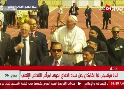 بابا الفاتيكان: لا جدوى من أن نملأ دور العبادة إن كانت قلوبنا خاوية