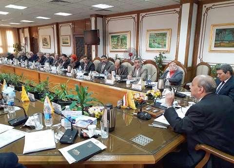 جامعة المنيا: تنظيم دورات لمكافحة الفساد بالتعاون مع الرقابة الإدارية