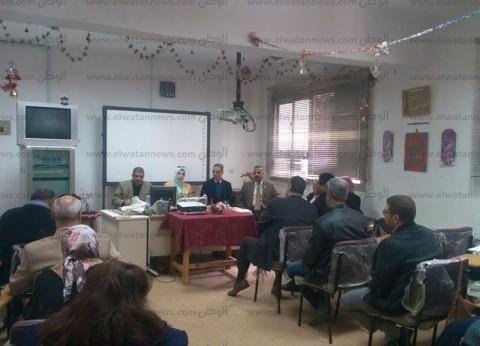 «وسط التعليمية» بالإسكندرية: تسليم «التابلت» خلال 3 أيام
