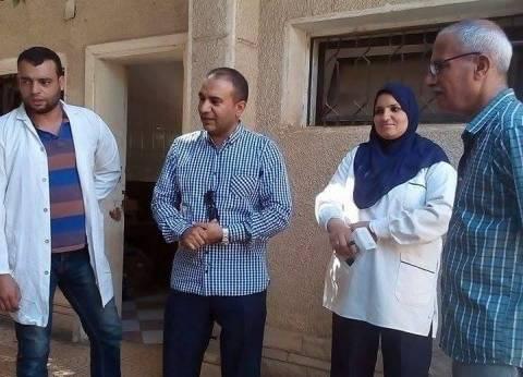 رئيس مركز أبوقرقاص يخاطب المنطقة الأزهرية لسد عجز المعلمين