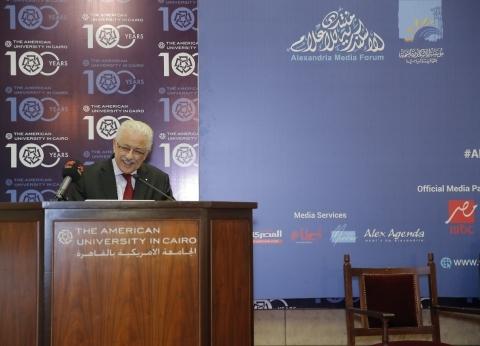 طارق شوقي: تطوير التعليم مشروع دولة وليس شخص