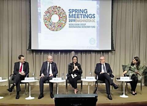 وزيرة الاستثمار: نعمل على دعم التكامل الإقليمى لـ«أفريقيا».. وإشراك القطاع الخاص فى مشروعات التنمية