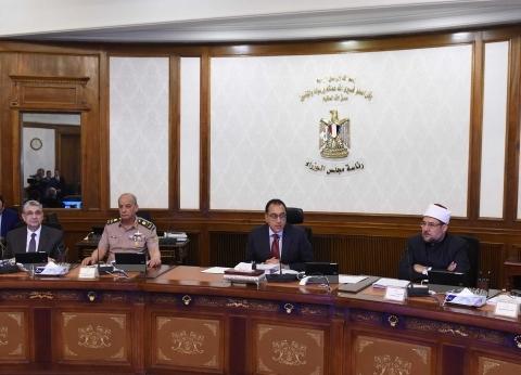 """مدبولي عن محور """"روض الفرج"""": إنجاز أثبت تفوق المصريين في قطاع البناء"""