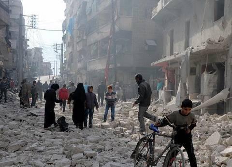 """""""الدفاع المدني"""": مقتل 17 مدنيا جراء قصف روسي غرب """"حلب"""" السورية"""