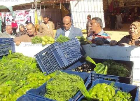 """""""الزراعة"""" تفتح منافذ لبيع السلع بـ""""أسعار مخفضة"""" في سيناء: """"منتجاتنا طازجة"""""""