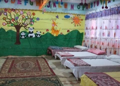 بالصور| تجهيز 27 استراحة لمراقبي امتحانات الثانوية العامة بكفر الشيخ