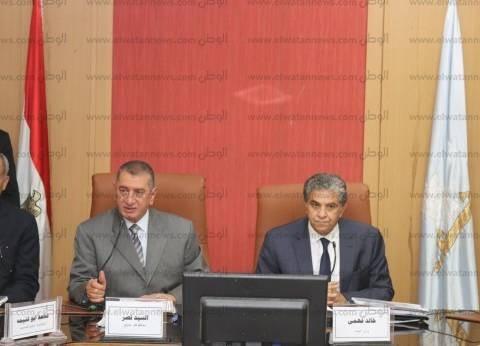 محافظ كفر الشيخ: 52 مليون جنيه لرفع المخلفات وإغلاق المقالب العشوائية