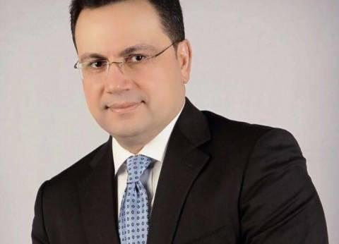 """شريف فؤاد: قدمت طلبا لـ""""الوطنية للإعلام"""" للعمل متحدثا باسم """"الأهلي"""""""