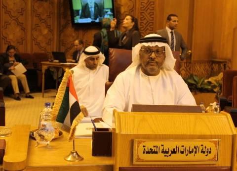 الإمارات تشارك في اجتماع تشاوري للمندوبين لدى جامعة الدول العربية